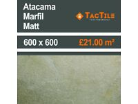 NEW COWBOYS IN TOWN - CHECK OUT THE NEW ATACAMA RANGE, NEW YEAR, NEW TILES, NEW DEALS PRICE