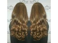 Millionaire Hair Luxury Hair Extensions - On The Day Appointments Available. Prices from £175