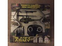 Remote control mini helicopter brand new unopened gift