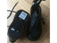 Boys new, unused school shoes/boots