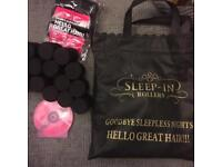 Sleep in Rollers set 20x