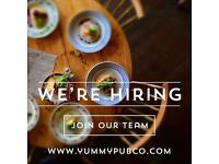 Chef needed in Yummy pub (East London)