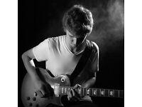 Guitar Lessons Designed Around You! £20 p/hr £12/30mins