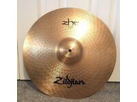 "Zildjian ZHT Fast Crash 17"" Cymbal - Excellent Condition"