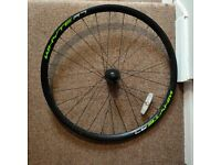 Bicycle wheel disc brake only