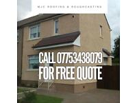MJC Roofing & Roughcasting