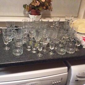 Glasses Assortment