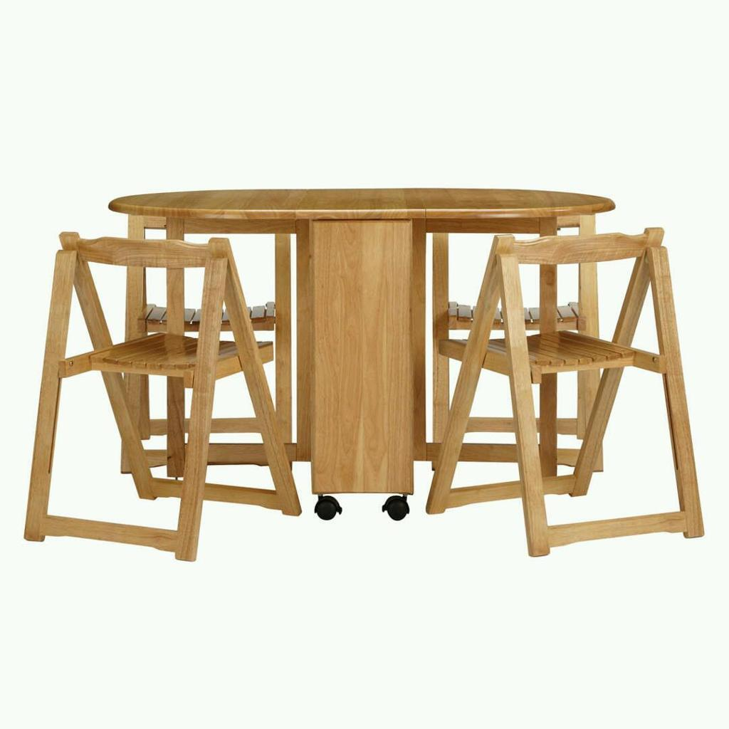 Stunning Dunelm Butterfly Drop Leaf Dinning Table