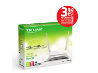Brand New TP-Link 3G/4G Wireless Router