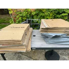 Moving/Removal Boxes Used
