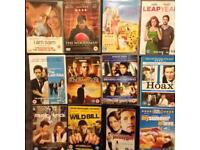 12 Romance/ Drama DVD bundle