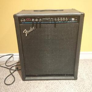 Fender BXR 100 Bass Amp