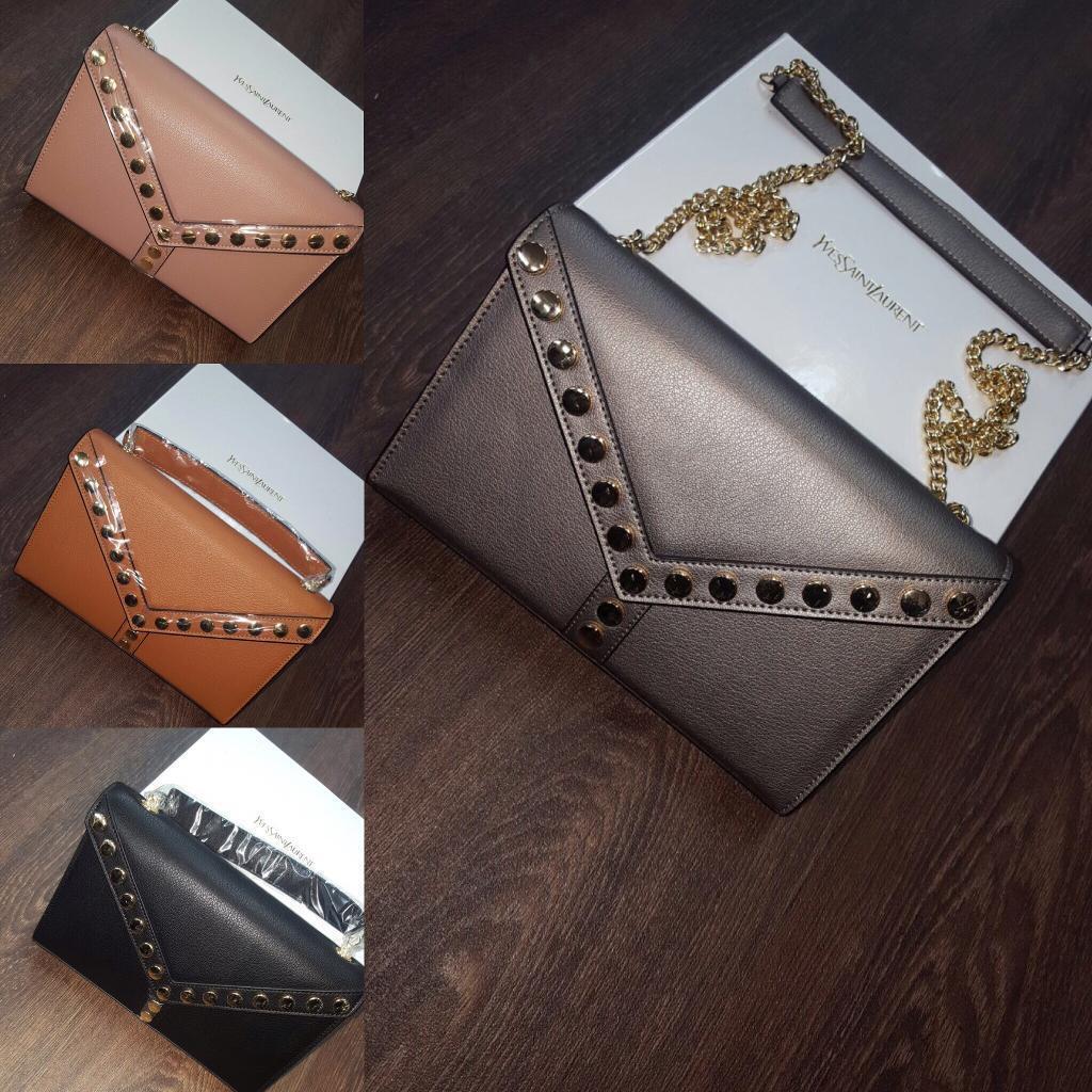 YSL clutch/cross body bag