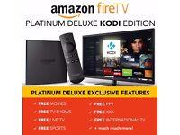 AMAZON FIRE 4K TV BOX with KODI v16.1 FULLY LOADED WITH BEAST ✅ MODBRO ✅ FREE SPORTS ✅ TV ✅ AND MORE