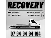 CHEAP BREAKDOWN RECOVERY & TRANSPORTATION VEHICLE COLLECTION AND DELIVERY SERVICE COPART AUCTION 56