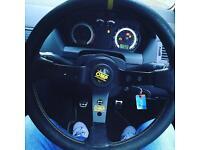 Skoda Fabia VRS MK1 OMP Steering Wheel