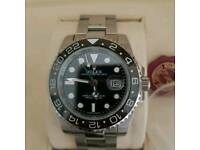 Rolex GMT-Master 11 Gents Stainless Steel Black Dial Ceramic Bezel