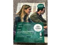 Level 3 AAT Synoptic Assessment BPP Question Bank AQ2016