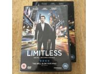 Limitless DVD - Brand new and sealed!
