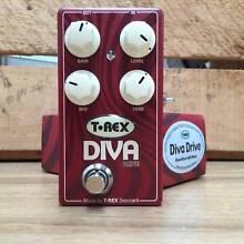T-REX Dive Drive Guitar Pedal Moorooka Brisbane South West Preview