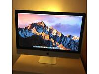 "27"" IMAC Quad Core 3.1Ghz 1TB HD 12GB RAM 1GB GRAPHICS"
