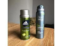 Men's deodorant