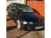 BMW 323i 3 SERIES AUTOMATIC SHOW CAR LOWERED M SPORT