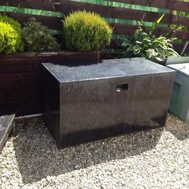 Steel Van Safe Box