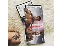Two AJ/ Klitschko tickets for sale