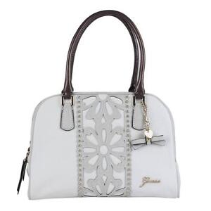 White Guess Bags