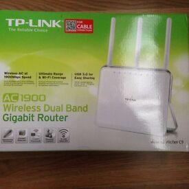 TP-LINK Archer C9 Wireless Cable & Fibre Router