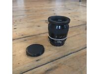 Nikon 35mm 1.4 Ai Nikkor 35 great condition caps rubber hood