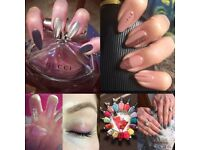 Mobile Beautician services, shellac, acrylics, waxing, LVL, eyebrows and much more!!!