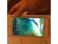 iPhone 6 16gb boxed silver