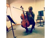 Cello Teacher/Lessons