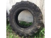 Loader wheel 16 . 9 x 14