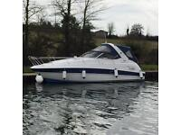 Motor cruiser 'share' on Glos Canal/River Severn