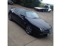 1995-2003 ALFA ROMEO GTV BREAKING FOR SPARE PARTS ALL PARTS AVAILABLE