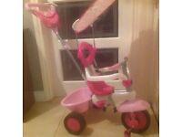 Little Tikes 4 in 1 pink Trike