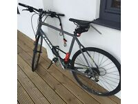 TREK Hybrid FX 7.4 Series to sell, premium condition - one year old only but nearly new