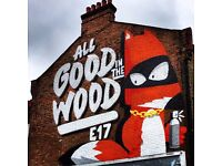 Graffiti Artist Wanted In Walthamstow Or London E17 Area