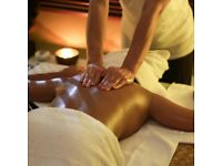 Professional massage at home studio