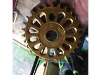 Profile sprocket and more bike parts cranks bmx pedals