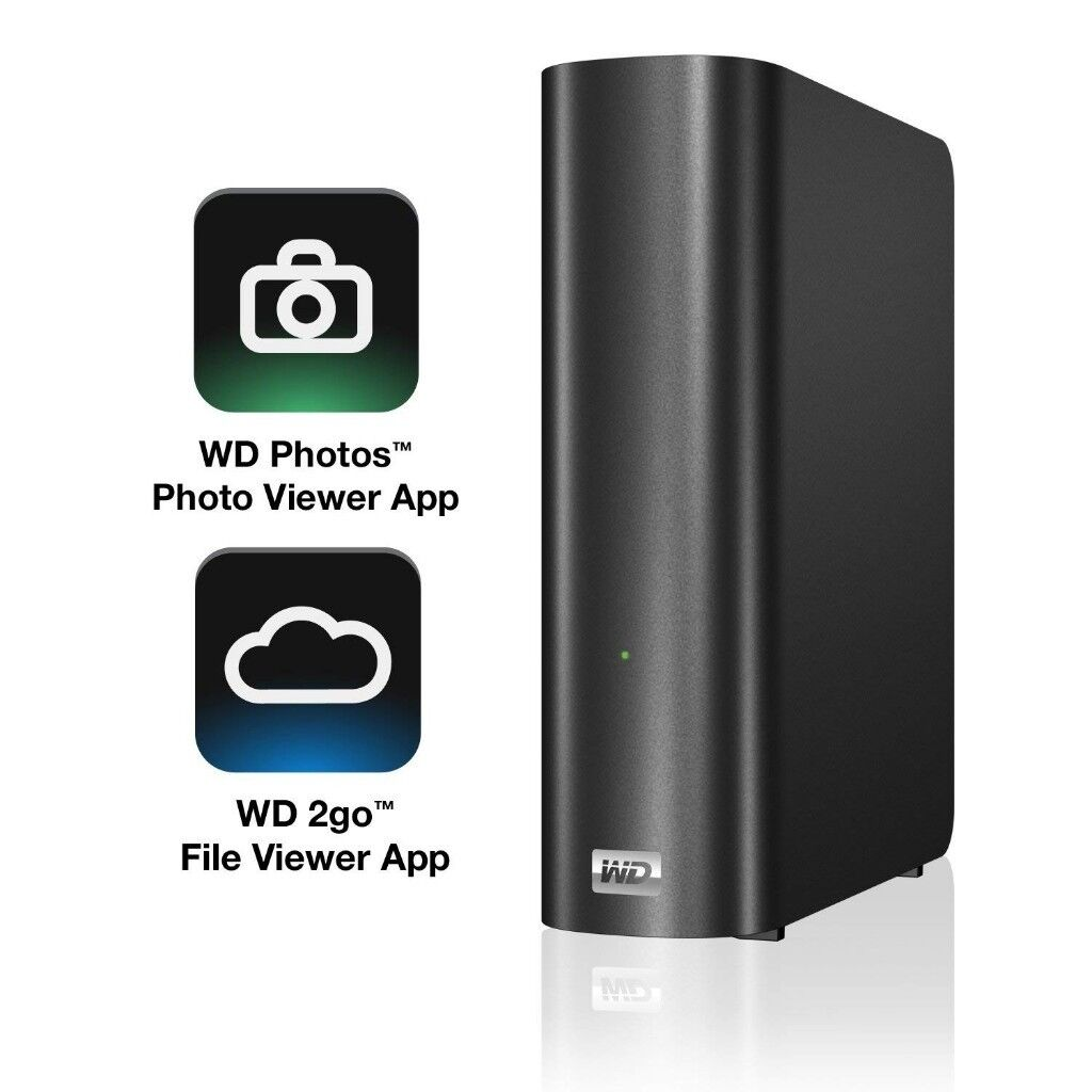 WD My Book Live 3TB Personal Cloud Storage NAS Share Files Photos network  server western digital | in Beeston, Nottinghamshire | Gumtree