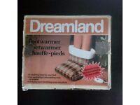 New Dreamland Foot Warmer