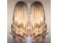 Hair Extensions/ Mobile Hairdresser / Private Salon