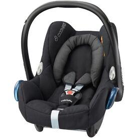 Brand new CabrioFix car seat