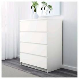 IKEA 4 set draws