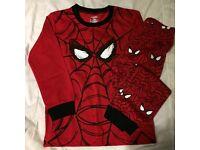 Brand new boys Spider-Man pyjamas 3-4 years