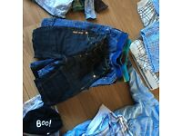 Boys aged 3 - 9 months clothes